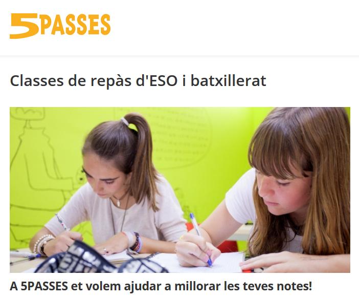 Web 5PASSES